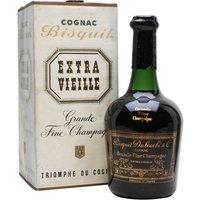 Bisquit Dubouche Extra Vieille / Grande Champagne / Bot.1960s
