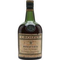 Croizet 1914 Cognac / Bonaparte / Fine Champagne / Bot.1960s