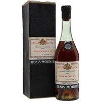 Denis-Mounié 1914 Cognac / Grande Champagne / Bot.1960s