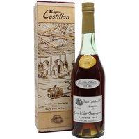 Pinet Castillon 1914 Cognac / Grande Champagne / Bot.1960s
