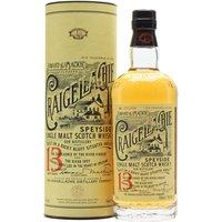 Craigellachie 13 Year Old Speyside Single Malt Scotch Whisky