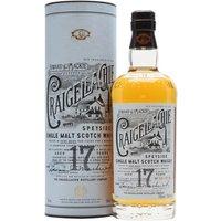 Craigellachie 17 Year Old Speyside Single Malt Scotch Whisky