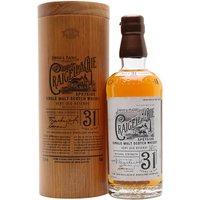 Craigellachie 31 Year Old Speyside Single Malt Scotch Whisky