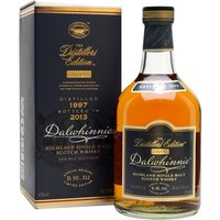 Dalwhinnie 1997 / Bot.2013 / Distillers Edition Speyside Whisky