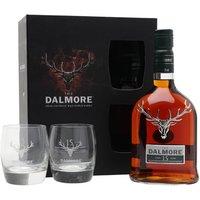 Dalmore 15 Year Old Glass Pack Highland Single Malt Scotch Whisky 70cl Highland Whisky