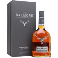 Dalmore 2001 / 15 Year Old / Port Vintages Collection Highland Whisky