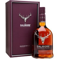 70cl / 45% / Distillery Bottling - A limited-edition release from Highland stalwart Dalmore, created by master blender Richard Paterson in his 50th year of working in the whisky industry. It combines whisky matured in bourbon casks and finished in five different types of Californian red-wine cask: Zinfandel, Merlot, Cabernet Sauvignon, Syrah and Pinot Noir.