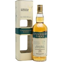 70cl / 46% / Gordon & MacPhail - A 2004 vintage Dailuiane, aged for more than a decade and released by indie bottler Gordon & MacPhail in 2016 as part of the Connoisseurs Choice series.