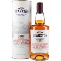 Deanston 2002 / Organic Oloroso Highland Single Malt Scotch Whisky
