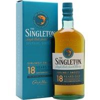 Singleton of Dufftown 18 Year Old Speyside Single Malt Scotch Whisky