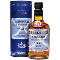 Edradour 12 Year Old / Caledonia Selection / Oloroso Cask Highland Whisky