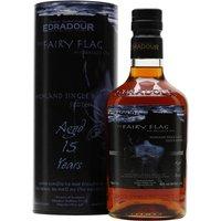 Edradour 15 Year Old / The Fairy Flag Highland Whisky