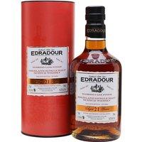 Edradour 1995 / 21 Year Old / Oloroso Finish Highland Whisky