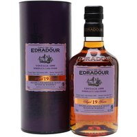 Edradour 1999 / 19 Year Old / Bordeaux Finish Highland Whisky