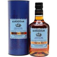 Edradour 2000 / 18 Year Old / Barolo Finish Highland Whisky