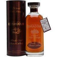 Edradour 2005 / 13 Year Old / Sherry Cask / Ibisco Decanter Highland Whisky