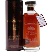 Edradour 2007 / 12 Year Old / Natural Cask Strength Highland Whisky