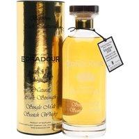 Edradour 2008 / 11 Year Old / Bourbon Cask Highland Whisky