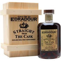 Edradour 2009 / 10 Year Old / Sherry Cask Highland Whisky
