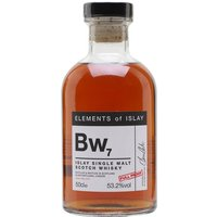 Bw7 - Elements of Islay / Sherry Cask Islay Single Malt Scotch Whisky