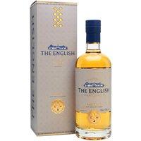 The English Smokey Single Malt Whisky English Single Malt Whisky