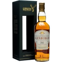 Glenburgie 1964 / Gordon & Macphail Speyside Single Malt Scotch Whisky