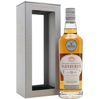Glenburgie 21 Year Old / Bot.2018 / G&M Distillery Labels Speyside Whisky
