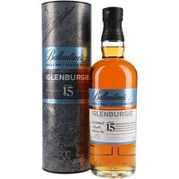 Ballantines The Glenburgie 15 Years Old Speyside Whisky