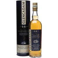 70cl / 46% / Distillery Bottling - This 14yo Glencadam has been finished in medium-sweet oloroso sherry casks for extra depth and complexity. This distillery has been going great guns since its packaging relaunch in late 2008.