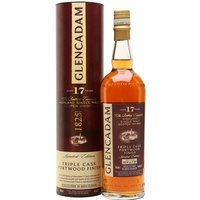 Glencadam 17 Year Old Portwood Finish / Triple Cask Highland Whisky