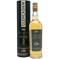 Glencadam 18 Year Old Highland Single Malt Scotch Whisky