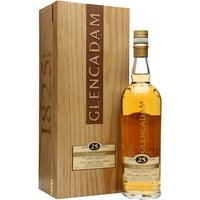 70cl / 46% / Distillery Bottling - The 2016 release of Glencadam 25 Year Old has been named The Remarkable. Limited to 1,600 bottles this is rich and complex with notes of tropical fruit, nuts, ginger and pepper.