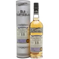 70cl / 48.4% / Douglas Laing - A 1998 vintage Glencadam from independent bottler Douglas Laing as part of the Old Particular series. Distilled in May, it was aged in a refill hogshead for 18 years before 310 bottles were yielded in November 2016. Fresh and fruity with notes of peaches and tangerines.