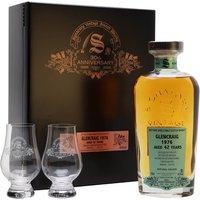 Glencraig 1976 / 42 Year Old / Signatory 30th Anniversary Speyside Whisky