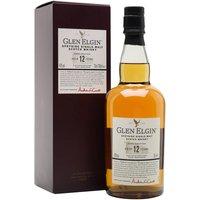 Glen Elgin 12 Year Old Speyside Single Malt Scotch Whisky
