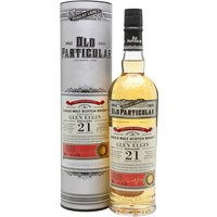 70cl / 51.5% / Douglas Laing - Distilled at Glen Elgin in December 1995, this 21-year-old whisky has been released by Douglas Laing as part of the Old Particular series. Matured in a refill hogshead, this is sweet with notes of fruit drops and wine gums.