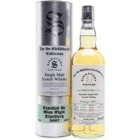 Glen Elgin 2007 / 12 Year Old / Signatory Speyside Whisky