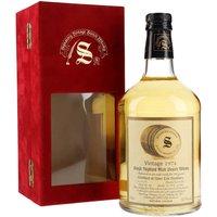 Glenesk 1974 / 26 Year Old / Signatory Highland Whisky