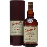 Glenfarclas 15 Year Old Speyside Single Malt Scotch Whisky 70cl Speyside Whisky