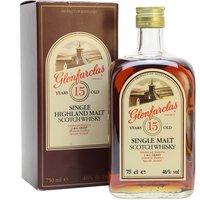 Glenfarclas 15 Year Old  / Bot.1980s Speyside Whisky