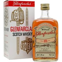Glenfarclas 15 Year Old / Bot.1970s Speyside Single Malt Scotch Whisky