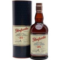 Glenfarclas 25 Year Old Speyside Single Malt Scotch Whisky