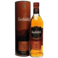 Glenfiddich 14 Year Old / Rich Oak Speyside Single Malt Scotch Whisky