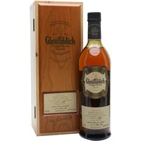 70cl / 46.5% / Distillery Bottling - A special edition of Glenfiddich Vintage Reserve. This 1963 vintage whisky was released exclusively for Scotland and limited to just 219 bottles.