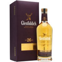 Glenfiddich Excellence 26 Year Old Speyside Single Malt Scotch Whisky