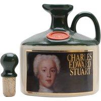 Glenfiddich Charles Edward Stuart Ceramic Speyside Whisky