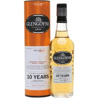 Glengoyne 10 Year Old / Small Bottle Highland Whisky