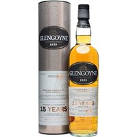 Glengoyne 15 Year Old Highland Single Malt Scotch Whisky