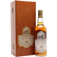 Glen Garioch 21 Year Old Highland Single Malt Scotch Whisky