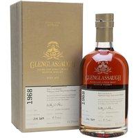 Glenglassaugh 1968 / 45 Year Old / Sherry Finish Highland Whisky